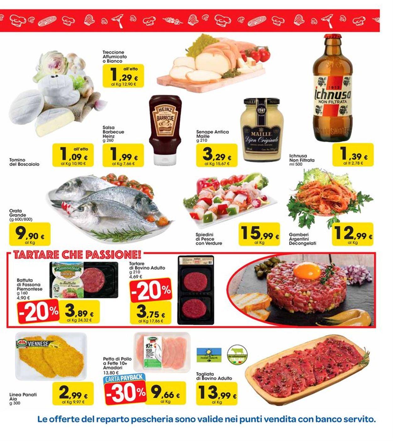 Volantino Carrefour - Offerte 01/08-18/08/2019 (Pagina 3)