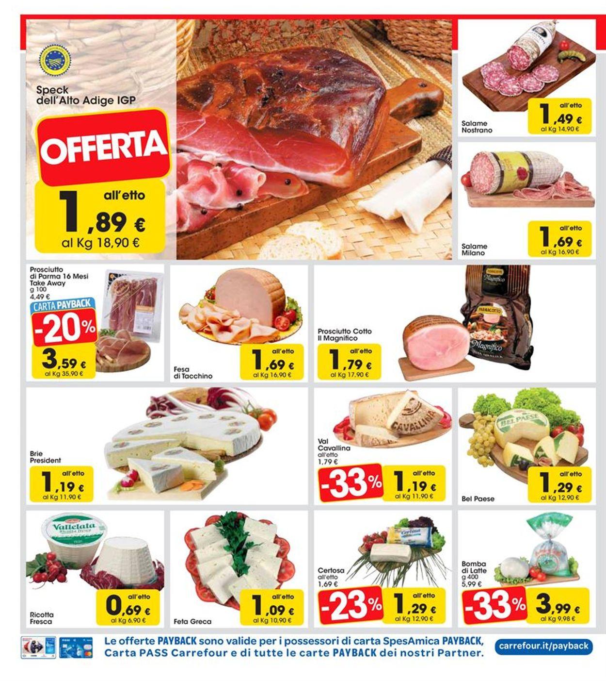 Volantino Carrefour - Offerte 01/08-18/08/2019 (Pagina 4)
