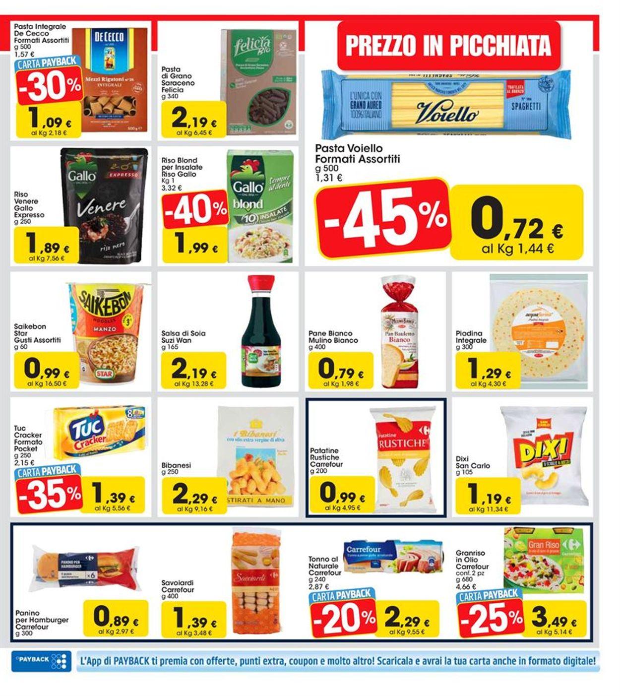 Volantino Carrefour - Offerte 01/08-18/08/2019 (Pagina 11)