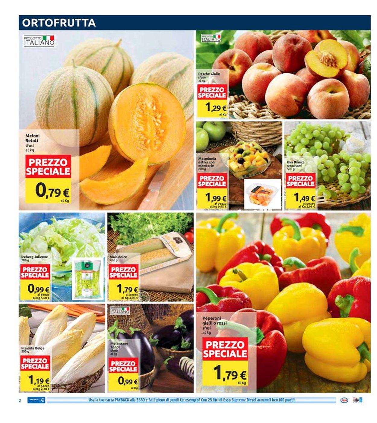 Volantino Carrefour - Offerte 09/08-20/08/2019 (Pagina 2)