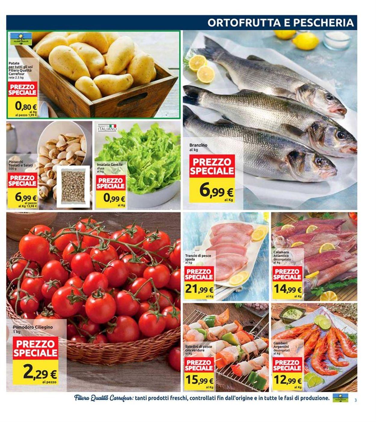 Volantino Carrefour - Offerte 09/08-20/08/2019 (Pagina 3)