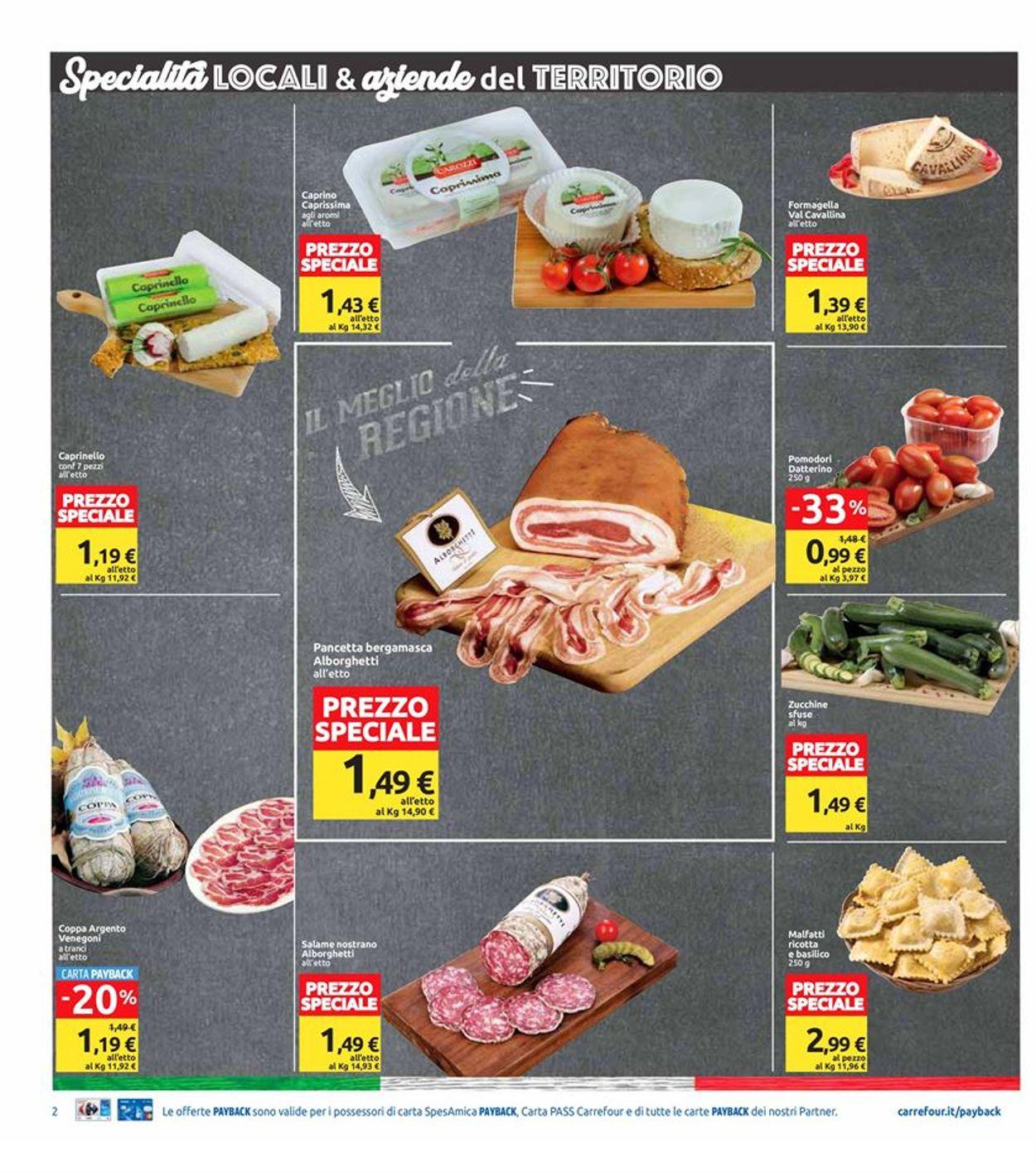 Volantino Carrefour - Offerte 09/08-28/08/2019 (Pagina 2)
