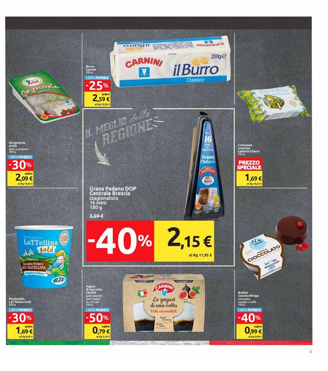 Volantino Carrefour - Offerte 09/08-28/08/2019 (Pagina 3)