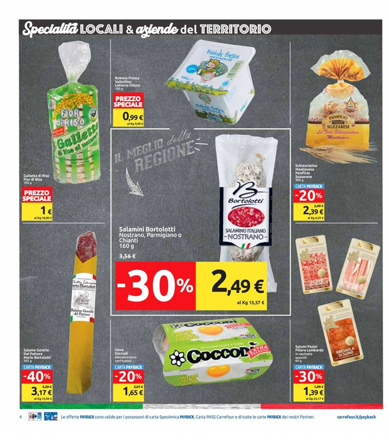 Volantino Carrefour - Offerte 09/08-28/08/2019 (Pagina 4)