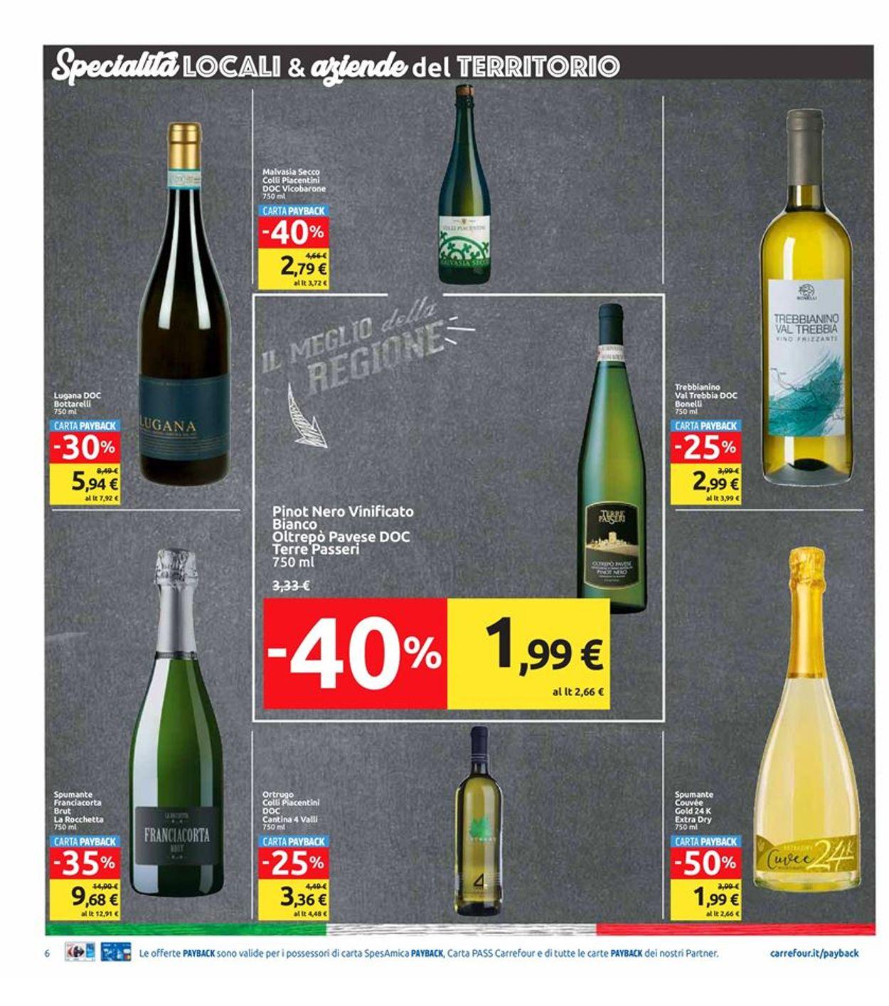 Volantino Carrefour - Offerte 09/08-28/08/2019 (Pagina 6)