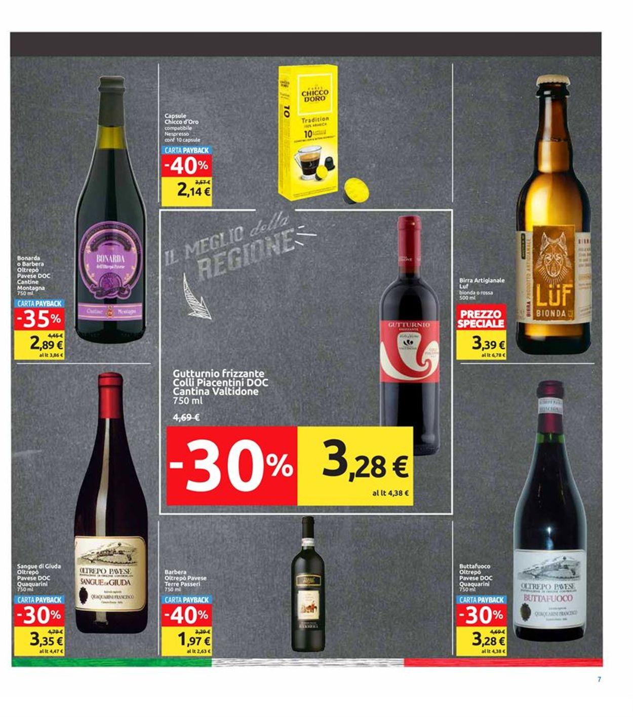Volantino Carrefour - Offerte 09/08-28/08/2019 (Pagina 7)