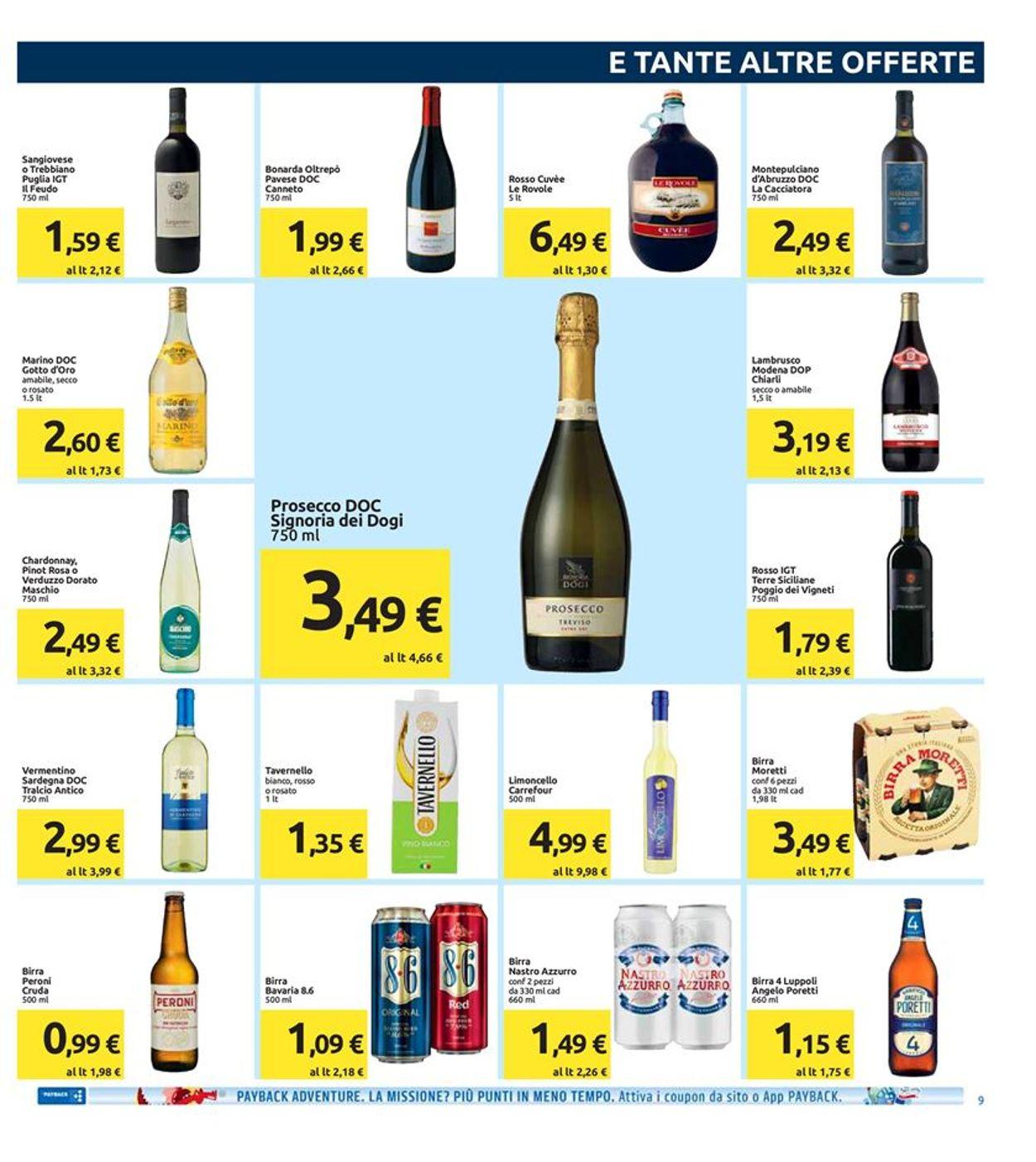 Volantino Carrefour - Offerte 12/09-19/09/2019 (Pagina 9)