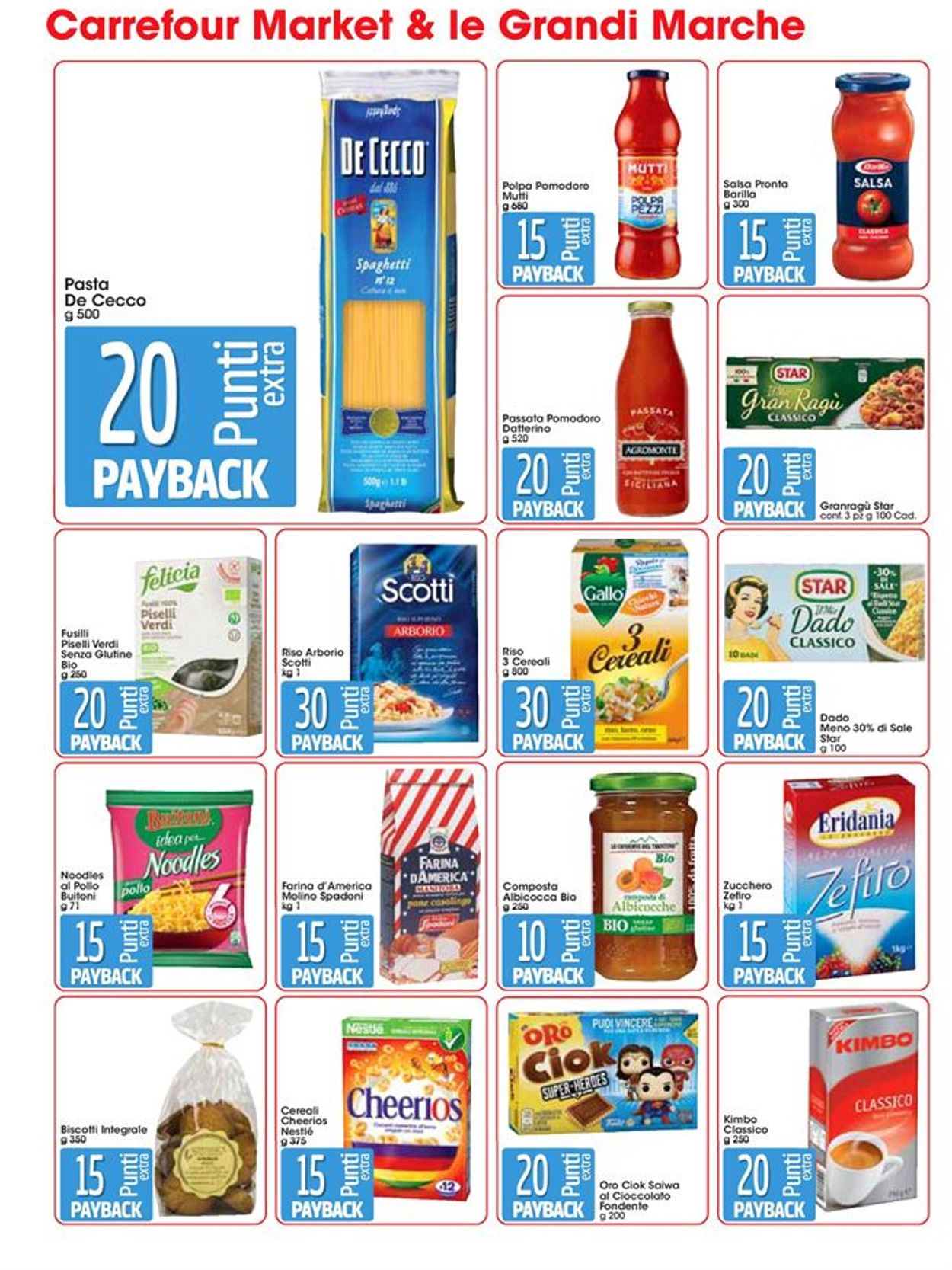 Volantino Carrefour - Offerte 16/09-30/09/2019 (Pagina 4)