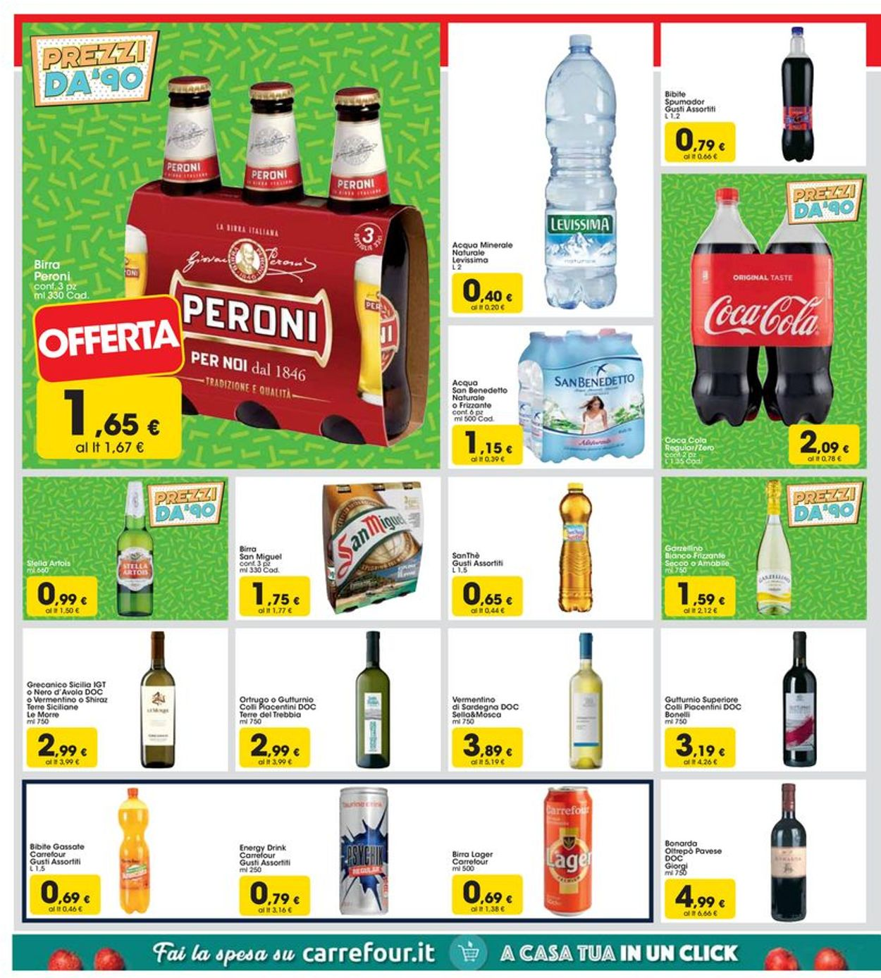 Volantino Carrefour - Offerte 30/09-09/10/2019 (Pagina 18)