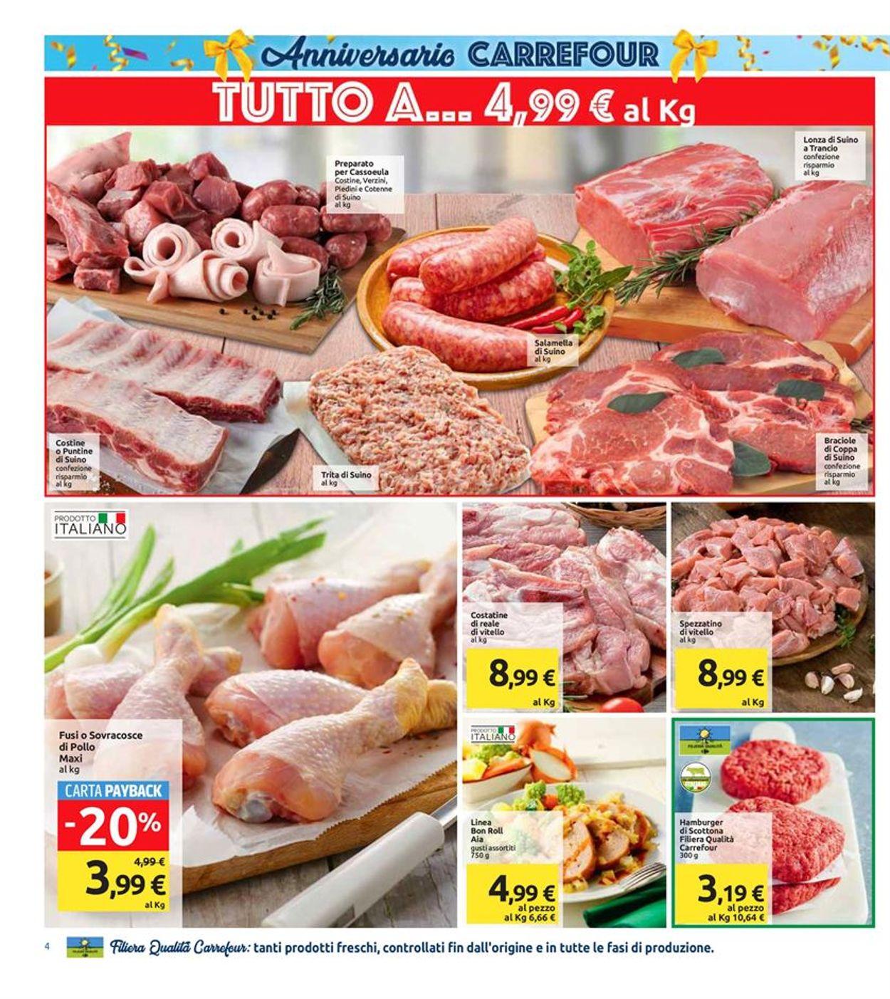 Volantino Carrefour - Offerte 22/10-31/10/2019 (Pagina 4)