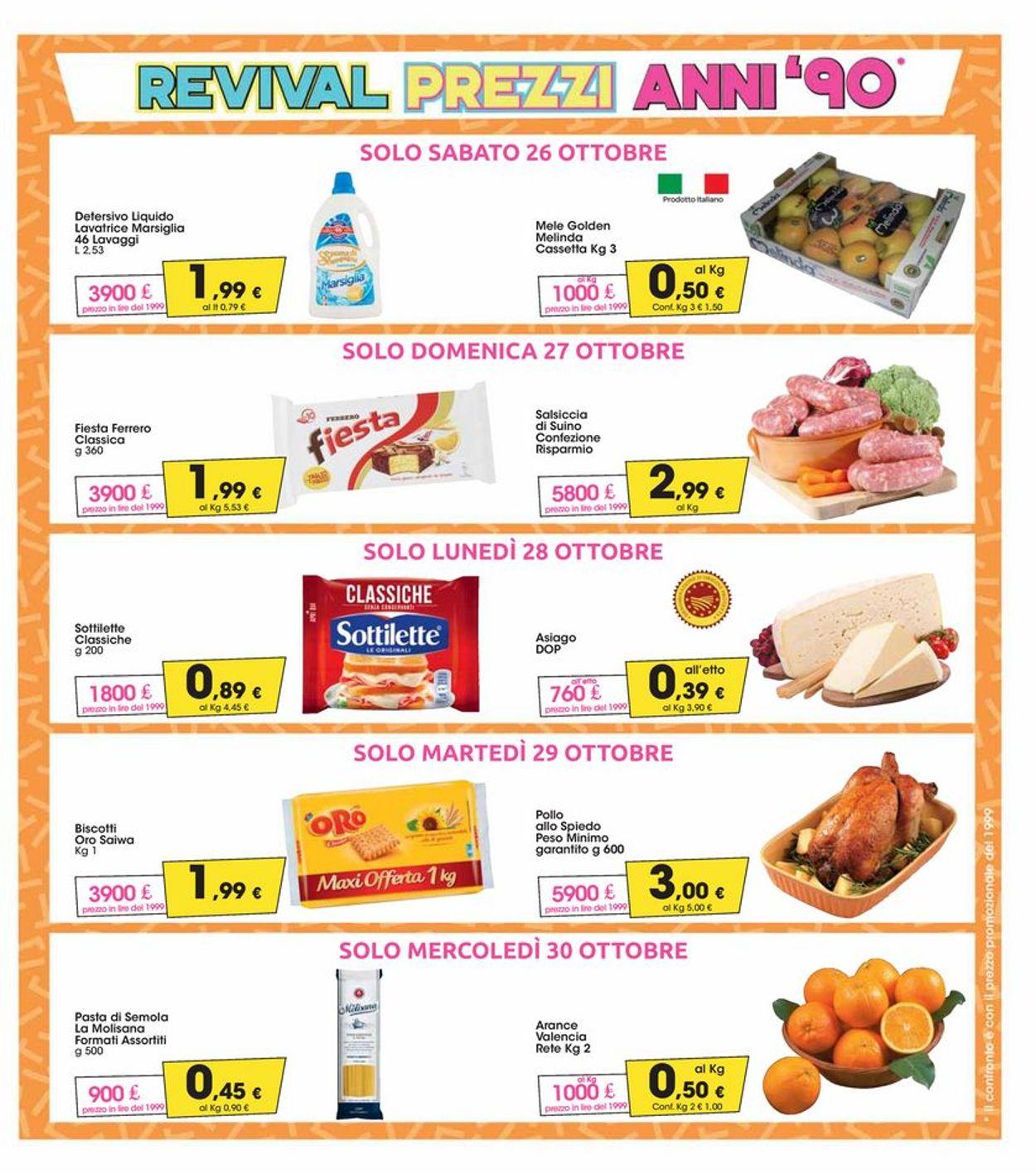 Volantino Carrefour - Offerte 21/10-30/10/2019 (Pagina 3)