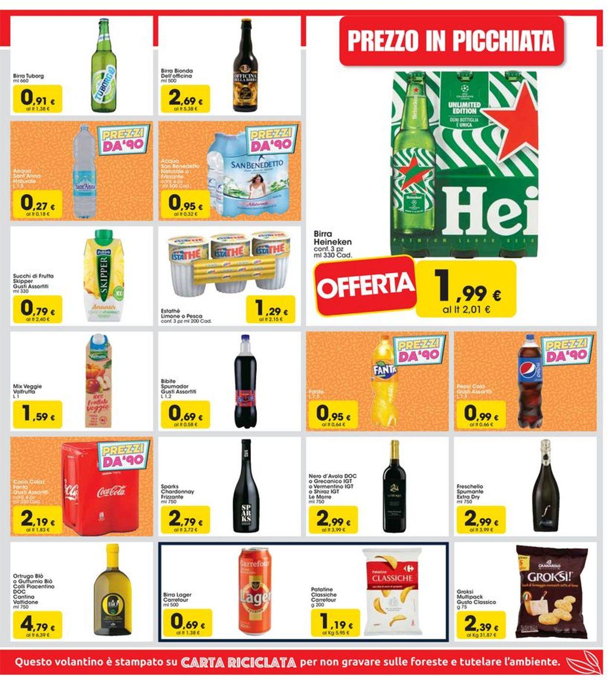 Volantino Carrefour - Offerte 21/10-30/10/2019 (Pagina 17)