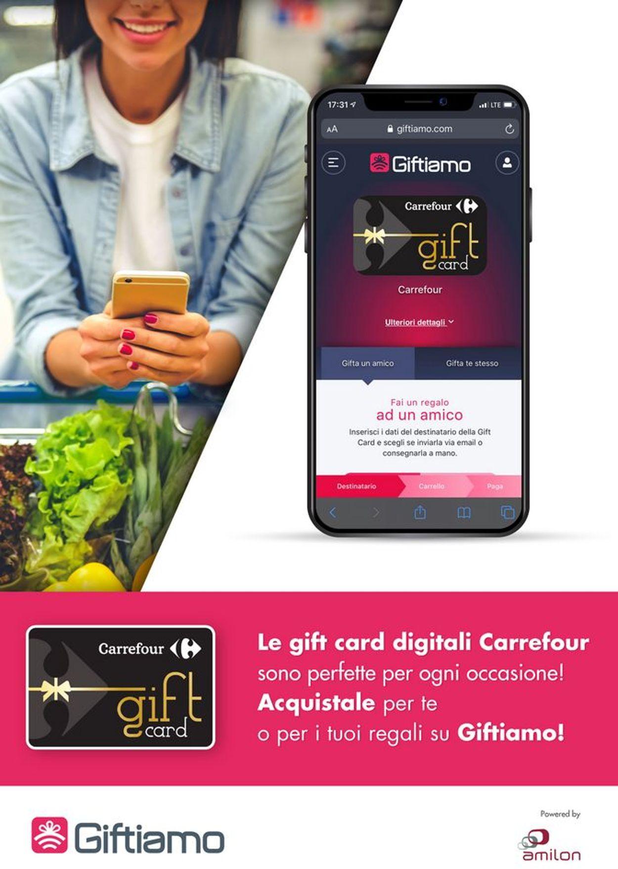 Volantino Carrefour - Offerte 25/10-24/12/2019 (Pagina 3)