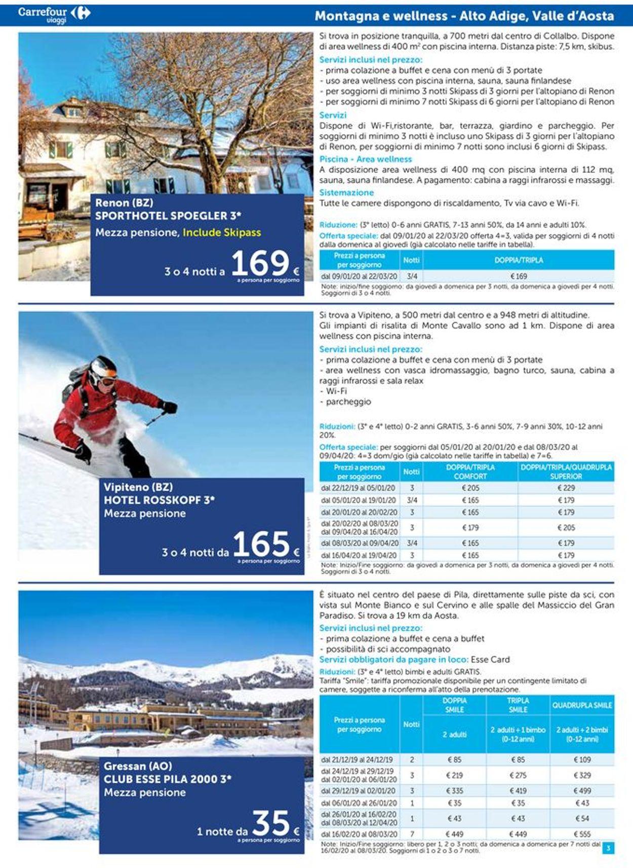 Volantino Carrefour - Offerte 01/11-31/03/2020 (Pagina 3)