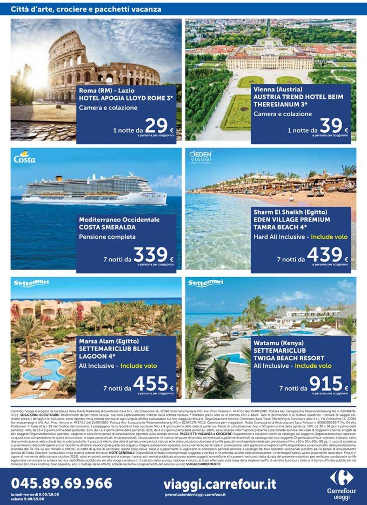 Volantino Carrefour - Offerte 01/11-31/03/2020 (Pagina 4)