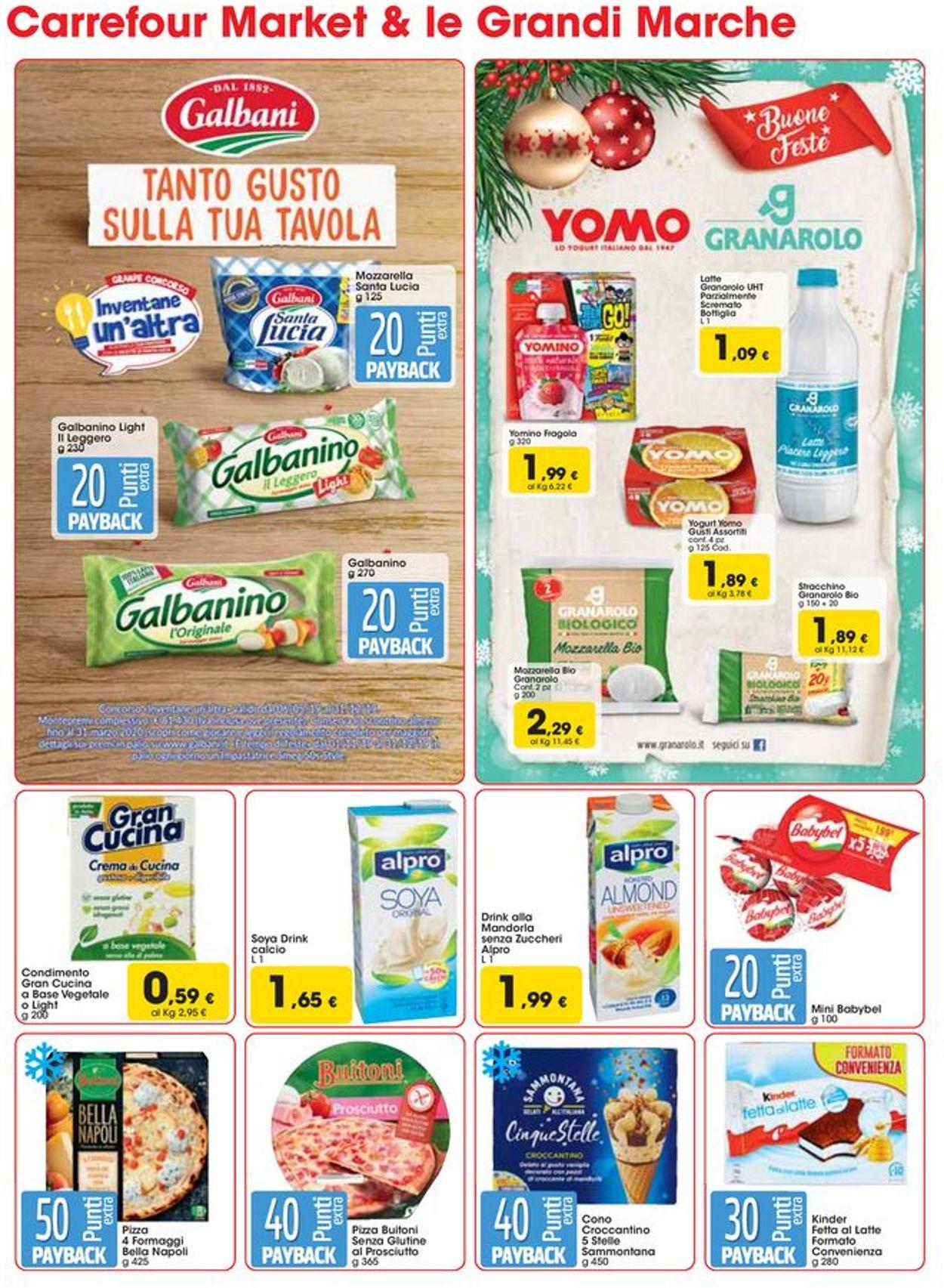 Volantino Carrefour - Offerte 18/11-08/12/2019 (Pagina 2)