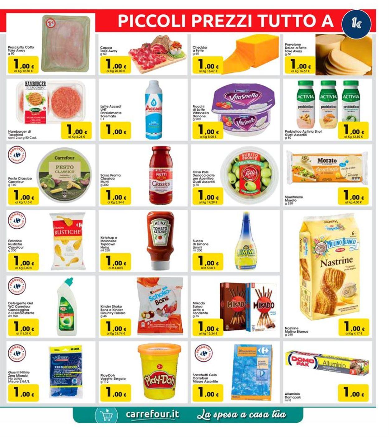 Volantino Carrefour - Offerte 07/01-15/01/2020 (Pagina 3)