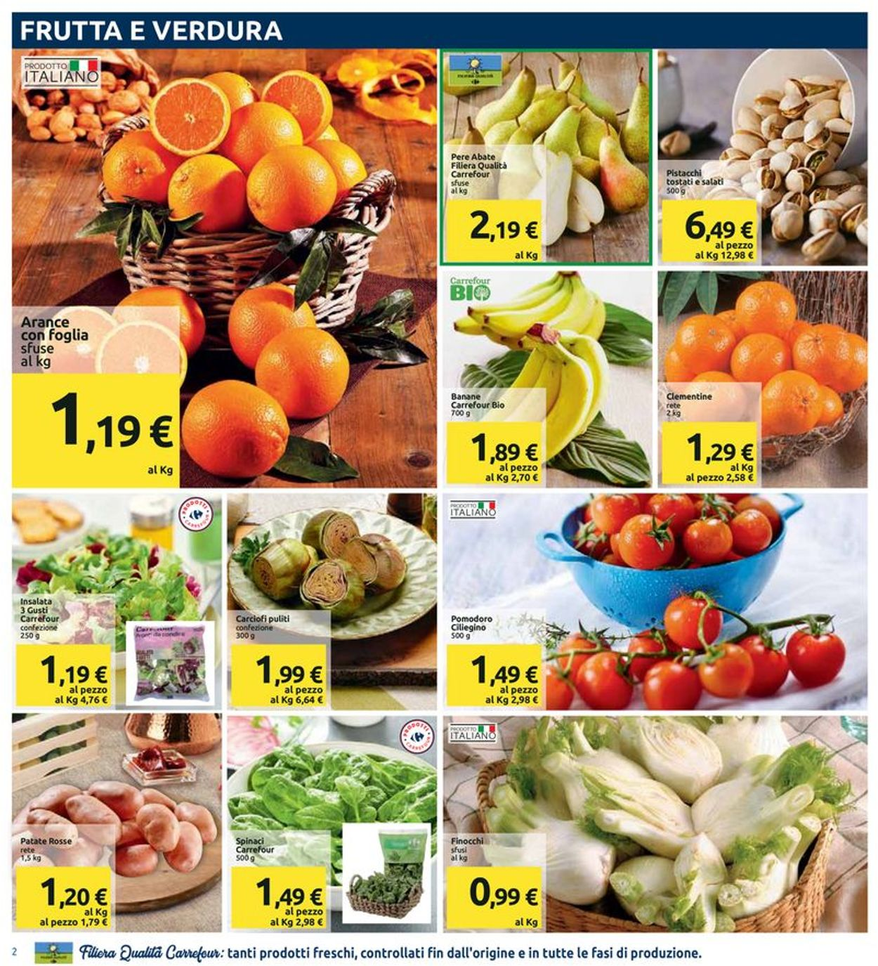 Volantino Carrefour - Offerte 10/01-20/01/2020 (Pagina 2)