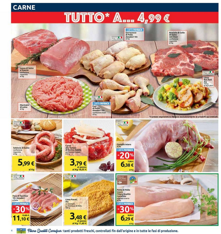 Volantino Carrefour - Offerte 10/01-20/01/2020 (Pagina 4)