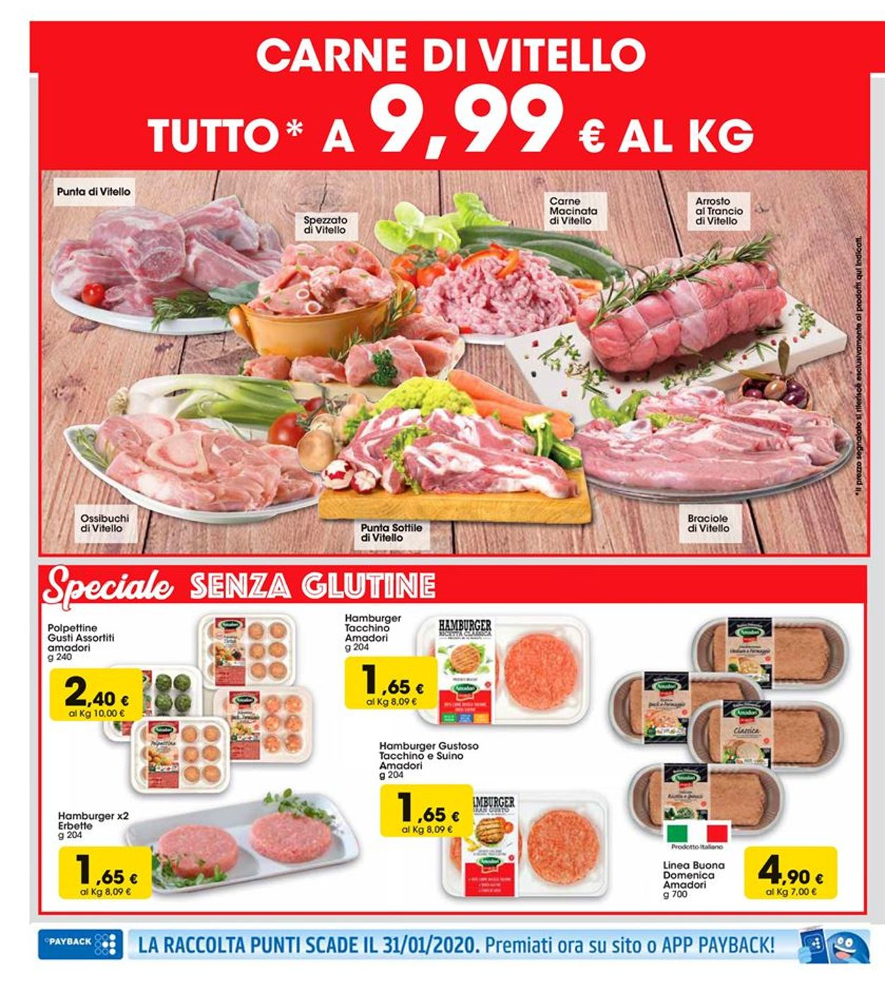 Volantino Carrefour - Offerte 16/01-29/01/2020 (Pagina 12)
