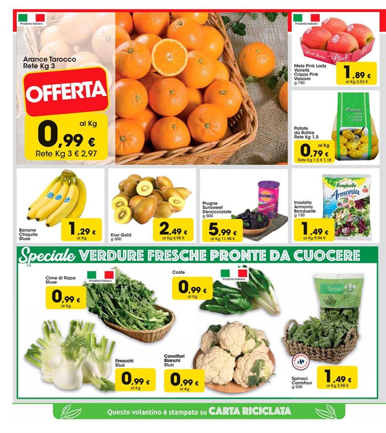 Volantino Carrefour - Offerte 16/01-29/01/2020 (Pagina 14)