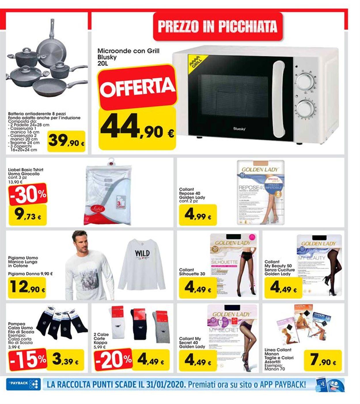 Volantino Carrefour - Offerte 16/01-29/01/2020 (Pagina 21)