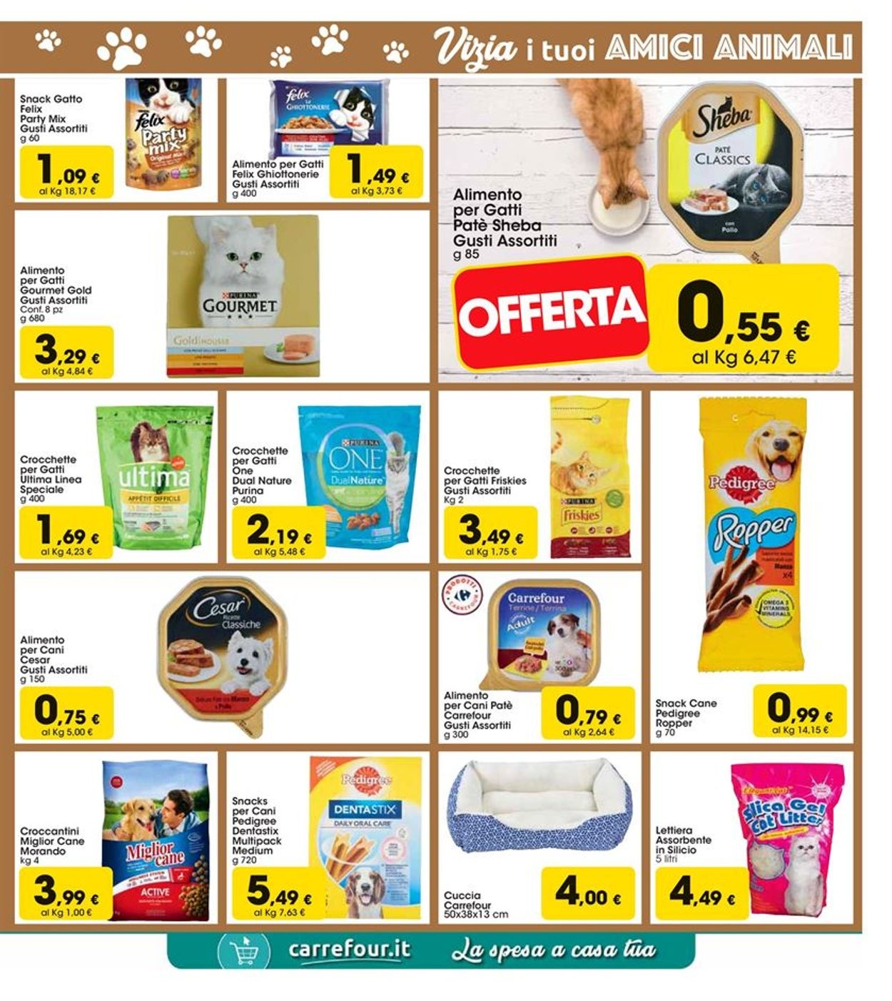 Volantino Carrefour - Offerte 16/01-29/01/2020 (Pagina 23)