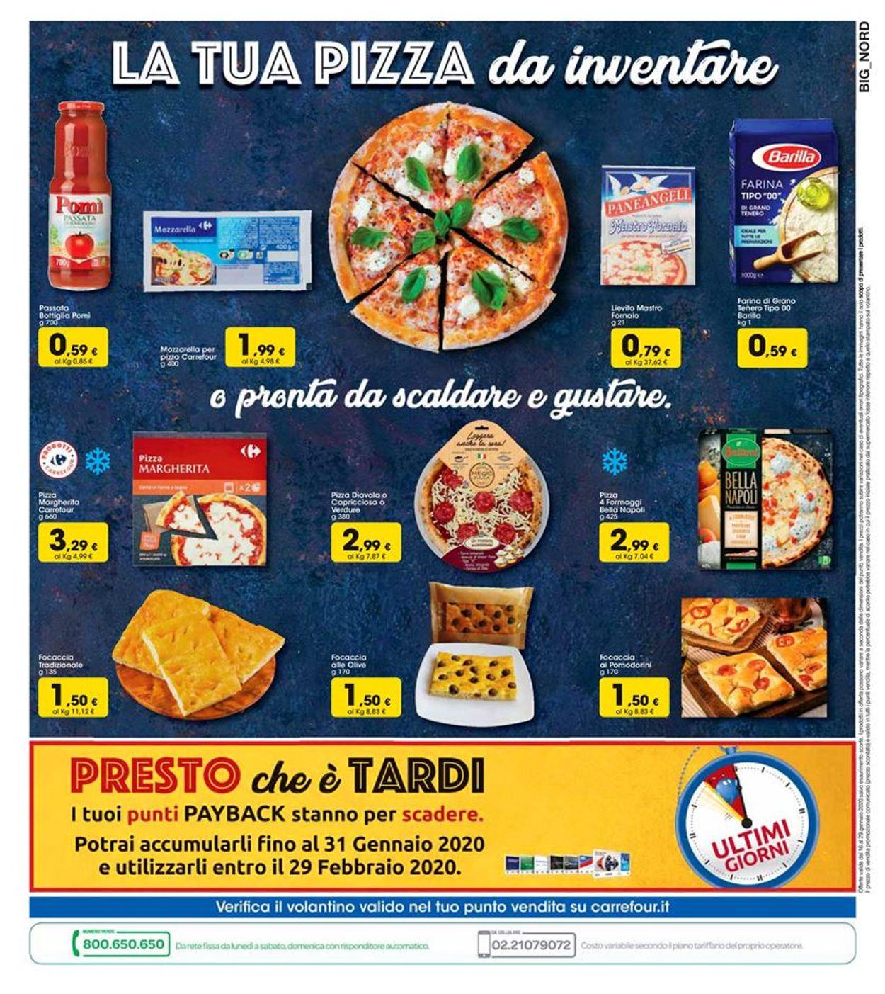 Volantino Carrefour - Offerte 16/01-29/01/2020 (Pagina 24)