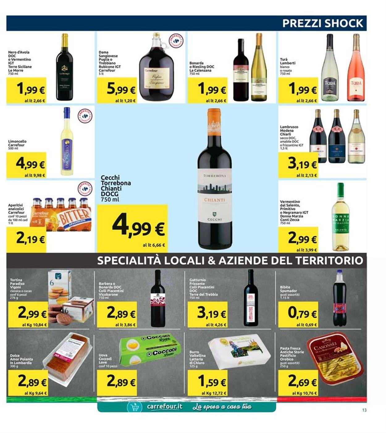 Volantino Carrefour - Offerte 21/01-29/01/2020 (Pagina 13)