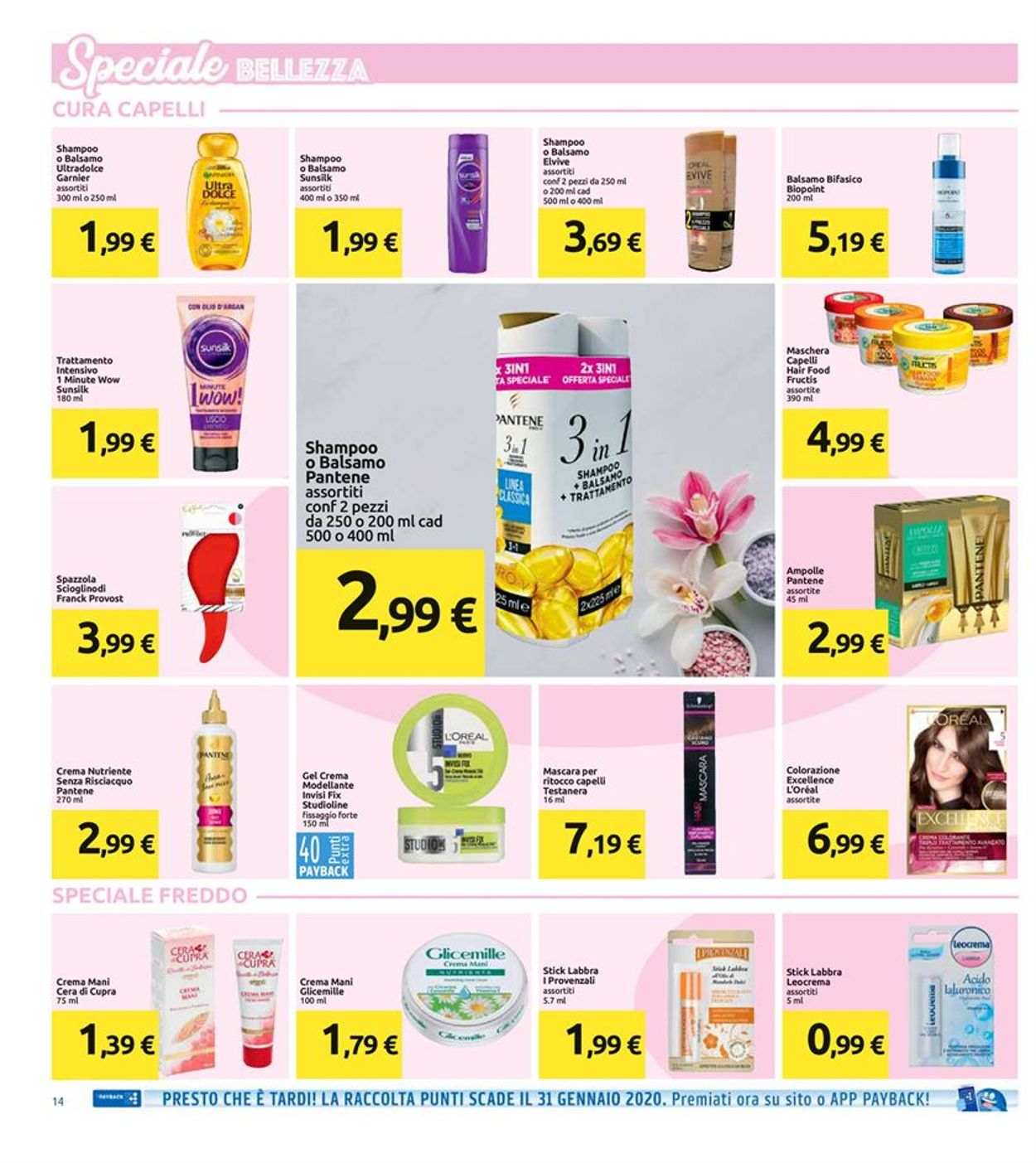 Volantino Carrefour - Offerte 21/01-29/01/2020 (Pagina 14)
