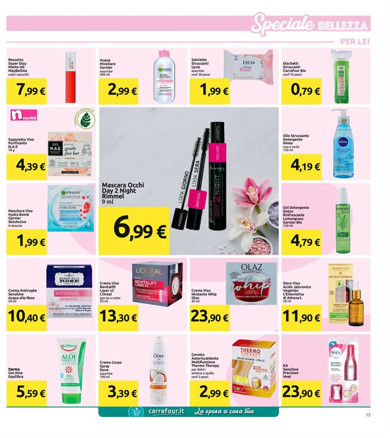 Volantino Carrefour - Offerte 21/01-29/01/2020 (Pagina 15)