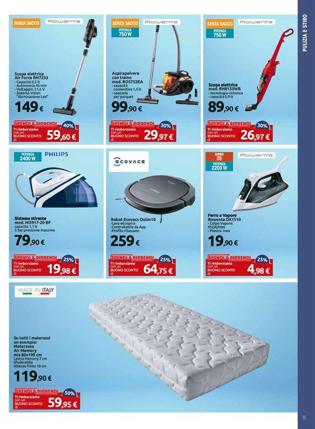 Volantino Carrefour - Offerte 30/01-09/02/2020 (Pagina 15)