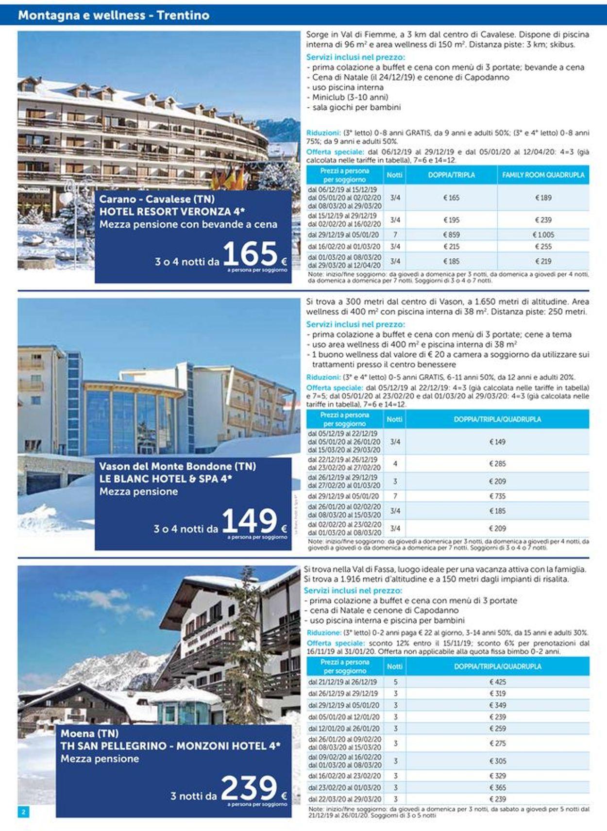 Volantino Carrefour - Offerte 01/11-31/03/2020 (Pagina 2)