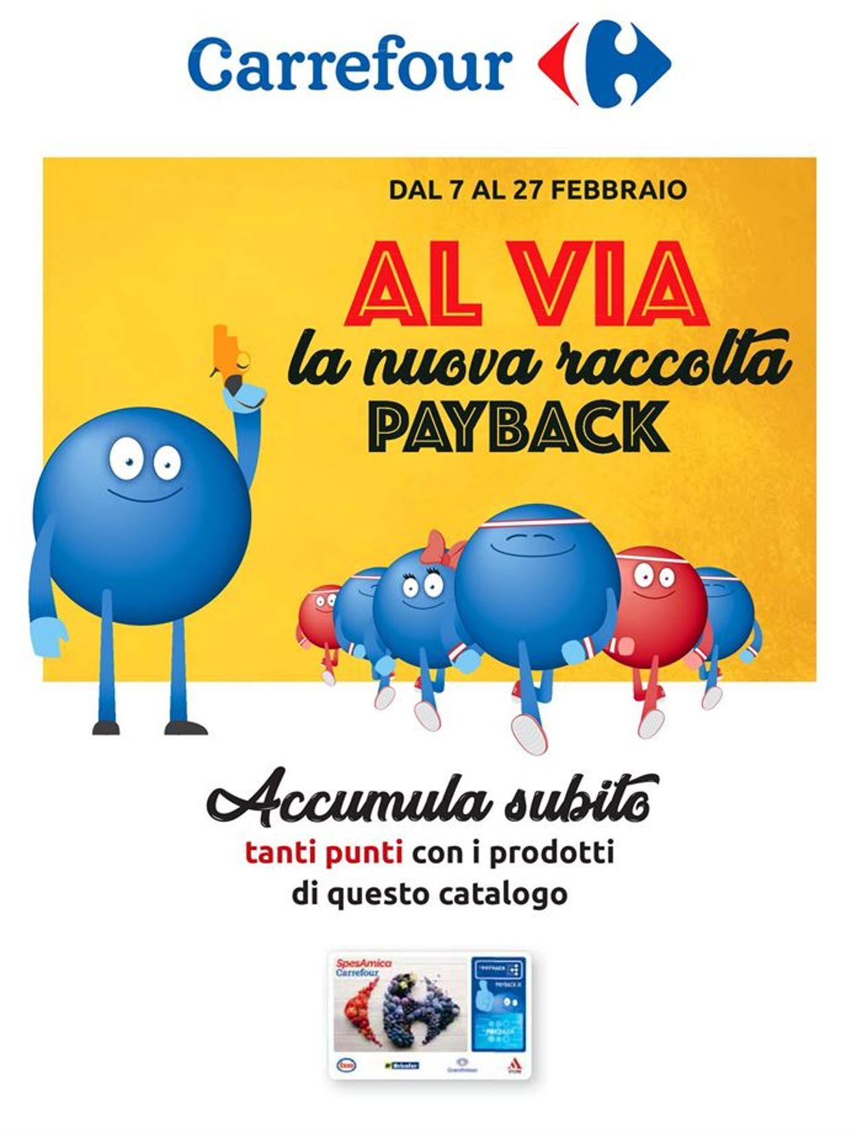 Volantino Carrefour - Offerte 07/02-27/02/2020