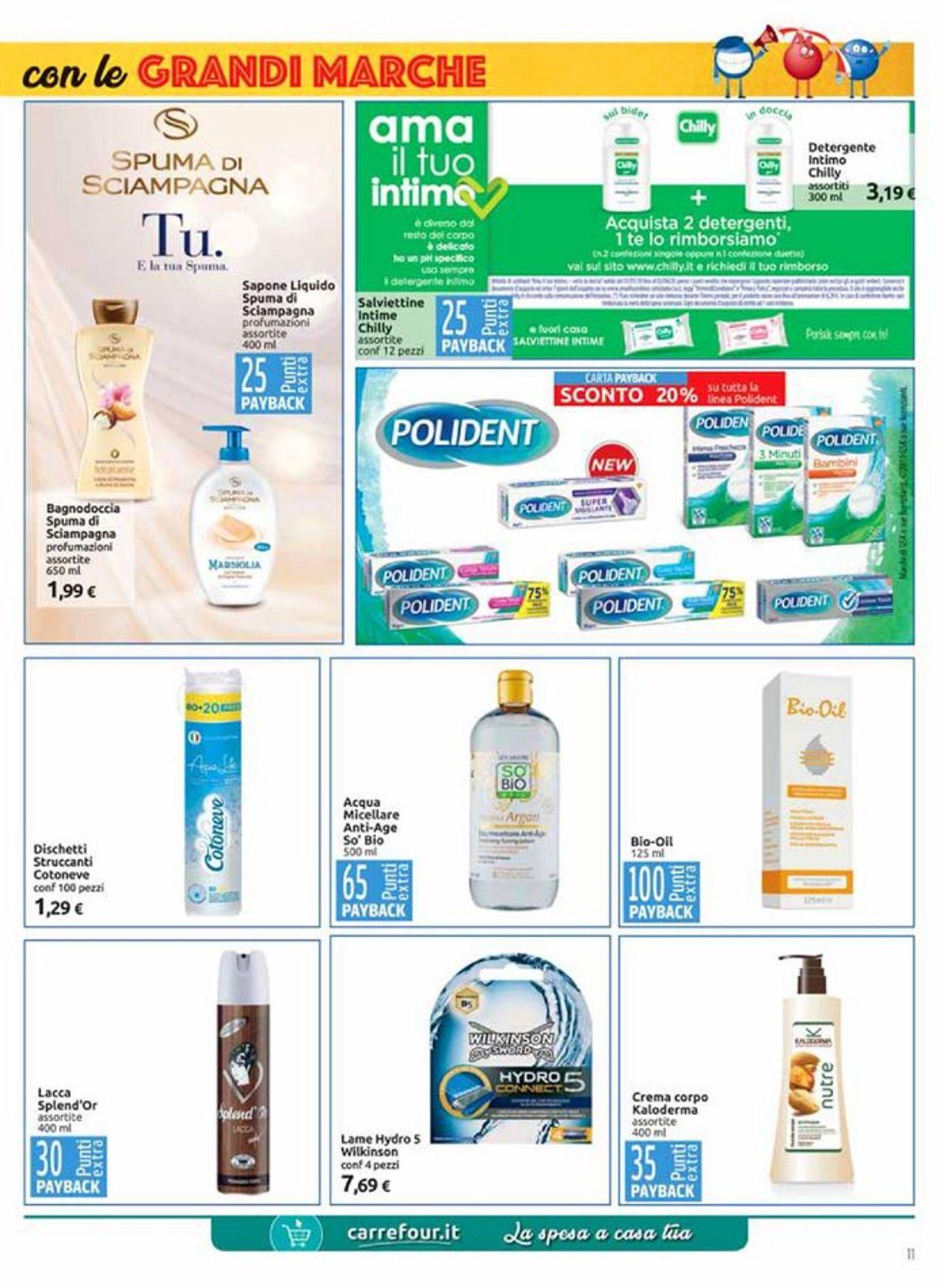 Volantino Carrefour - Offerte 07/02-27/02/2020 (Pagina 11)