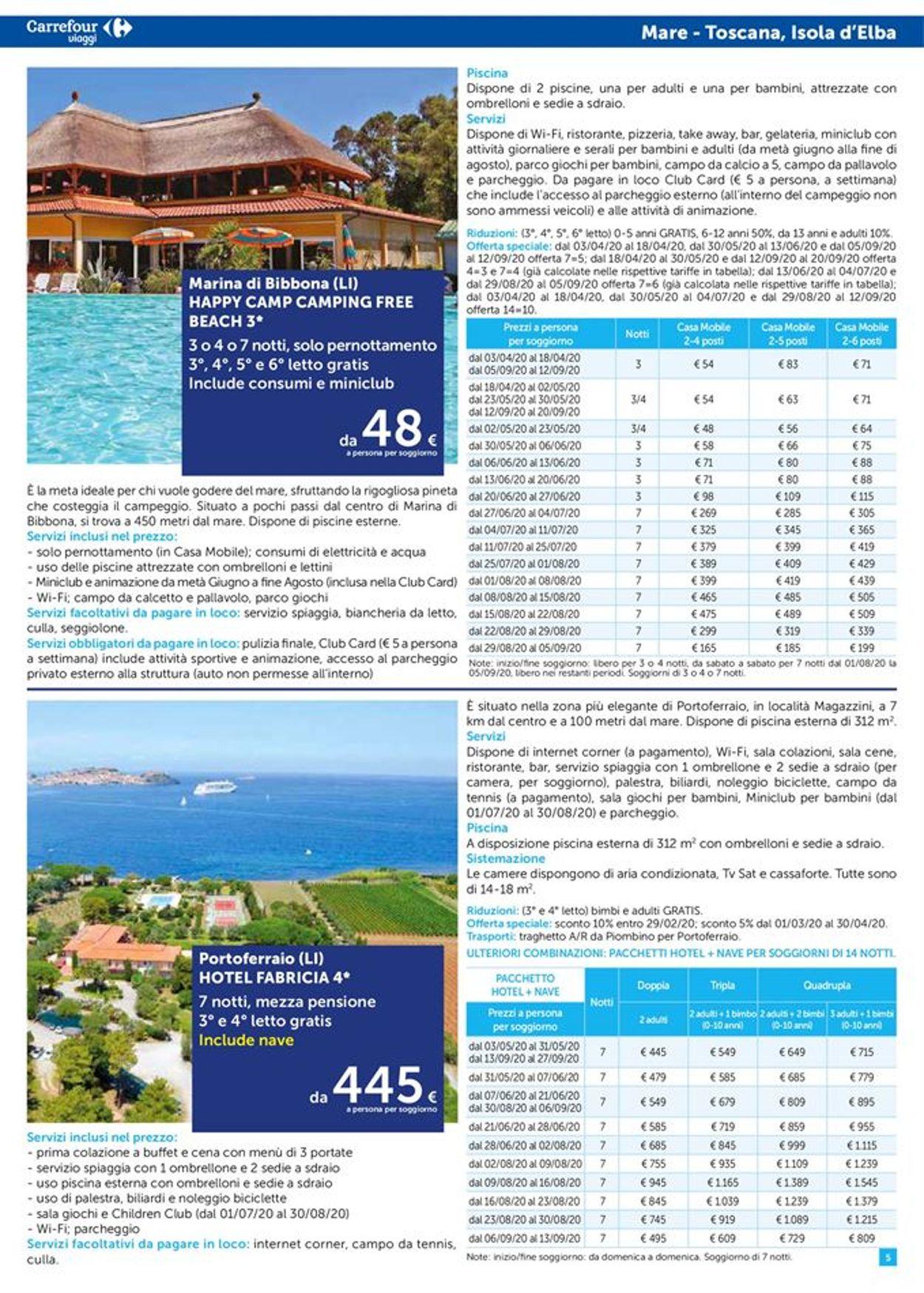 Volantino Carrefour - Offerte 10/02-30/09/2020 (Pagina 5)