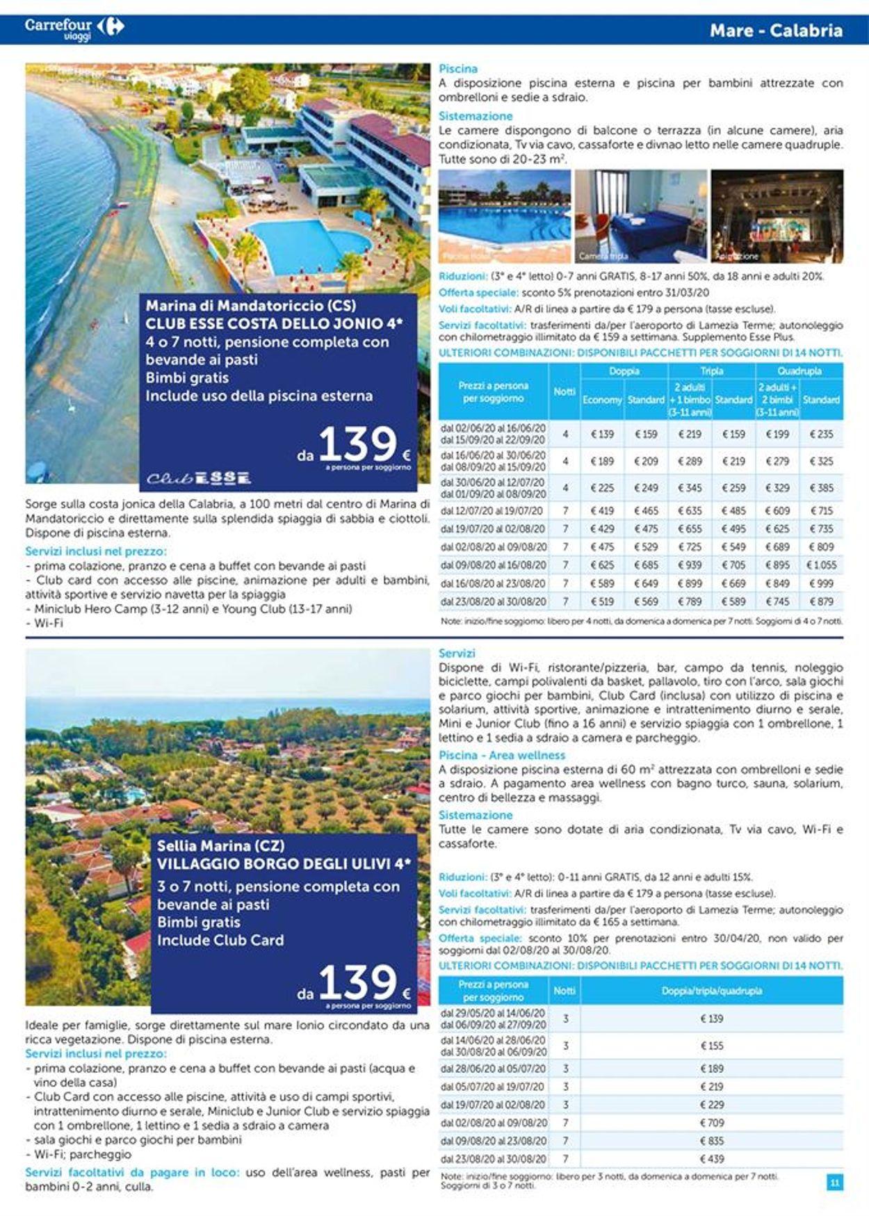 Volantino Carrefour - Offerte 10/02-30/09/2020 (Pagina 11)