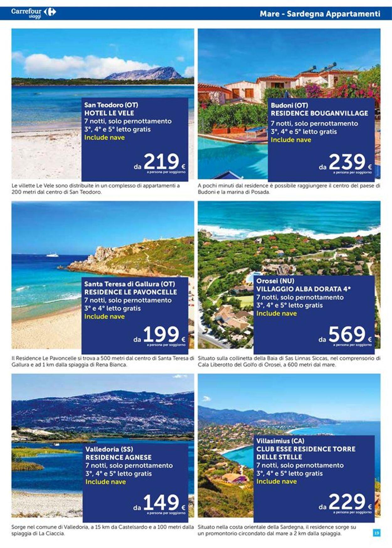 Volantino Carrefour - Offerte 10/02-30/09/2020 (Pagina 19)