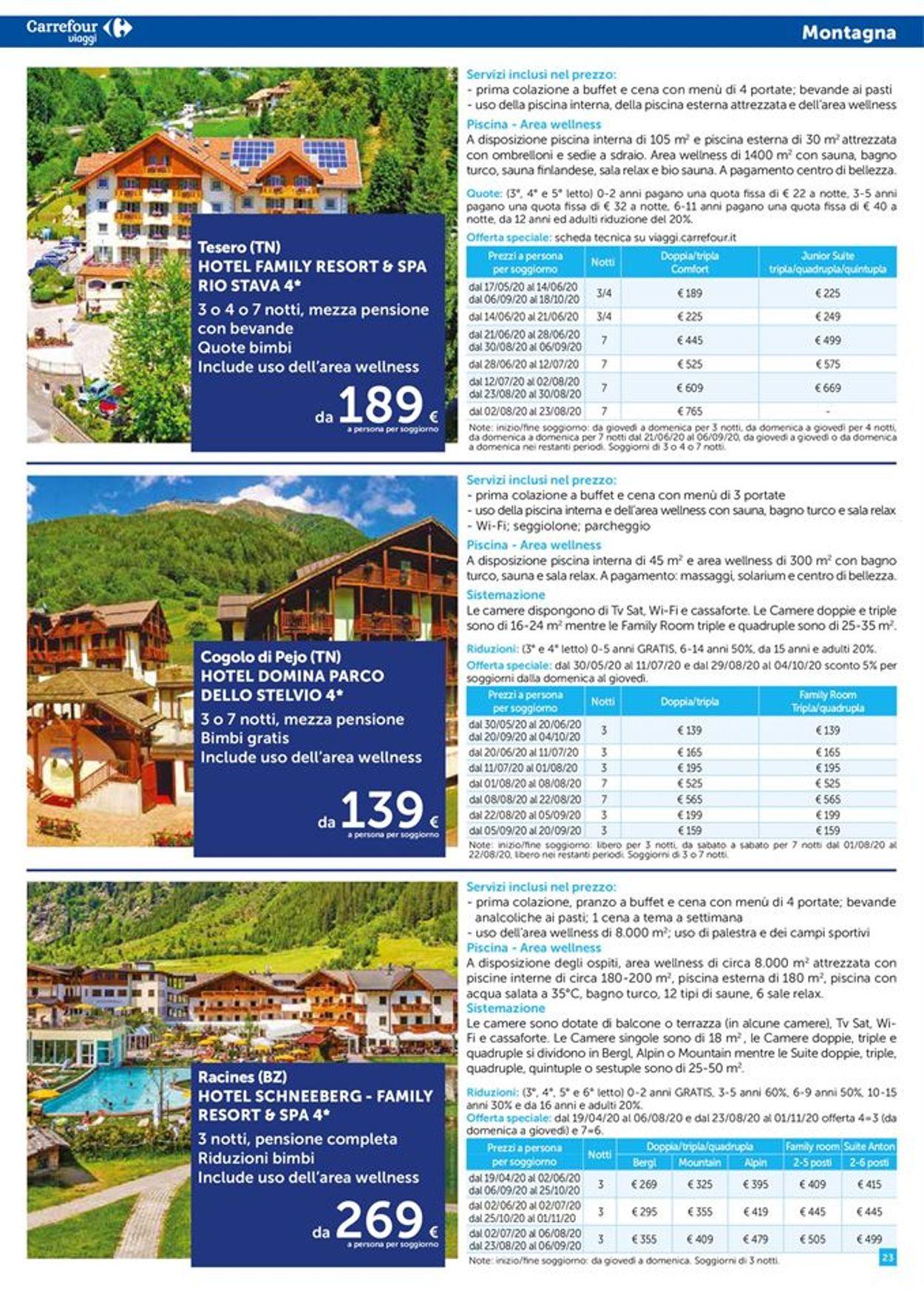 Volantino Carrefour - Offerte 10/02-30/09/2020 (Pagina 23)