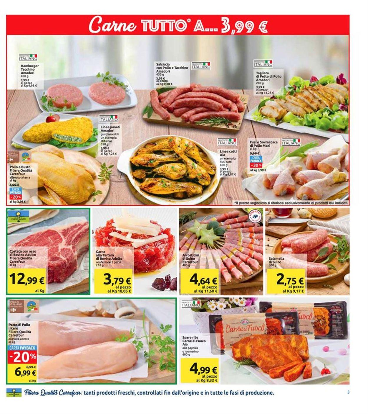 Volantino Carrefour - Offerte 17/02-27/02/2020 (Pagina 3)
