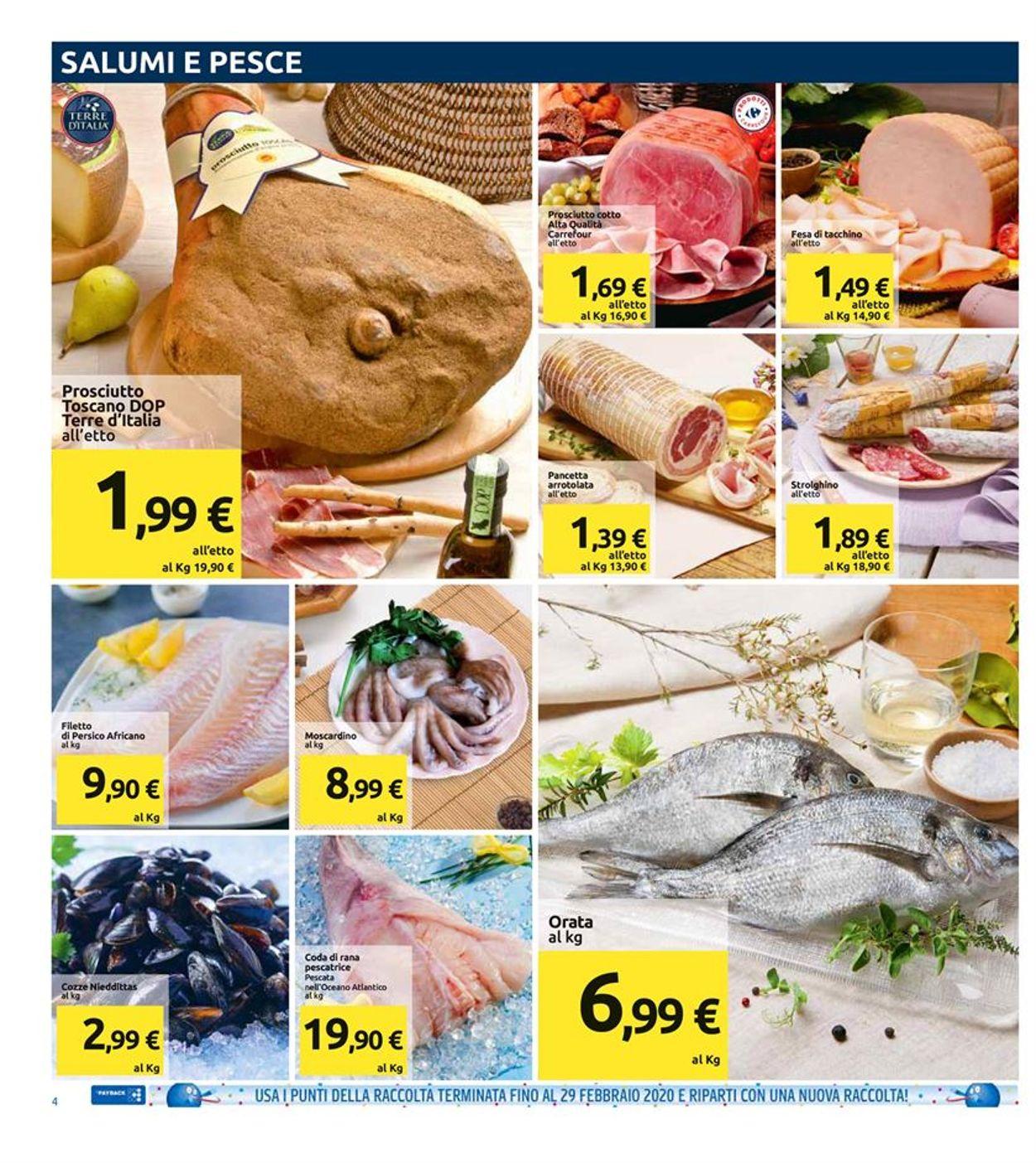 Volantino Carrefour - Offerte 17/02-27/02/2020 (Pagina 4)