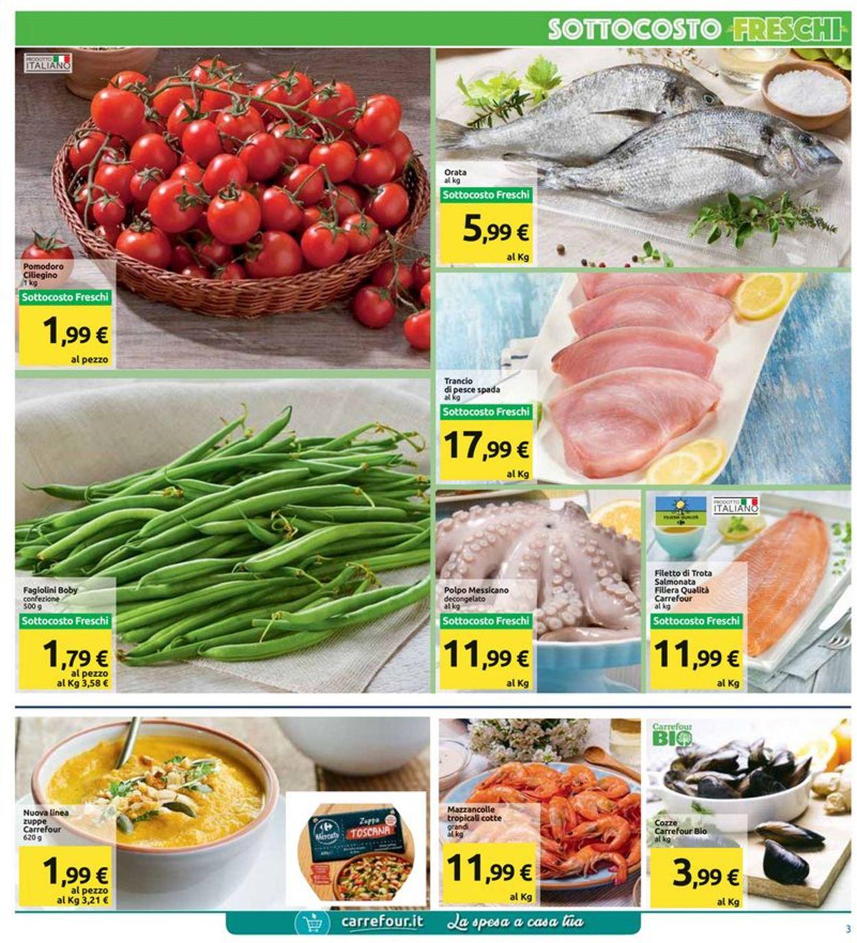 Volantino Carrefour - Offerte 09/03-18/03/2020 (Pagina 3)