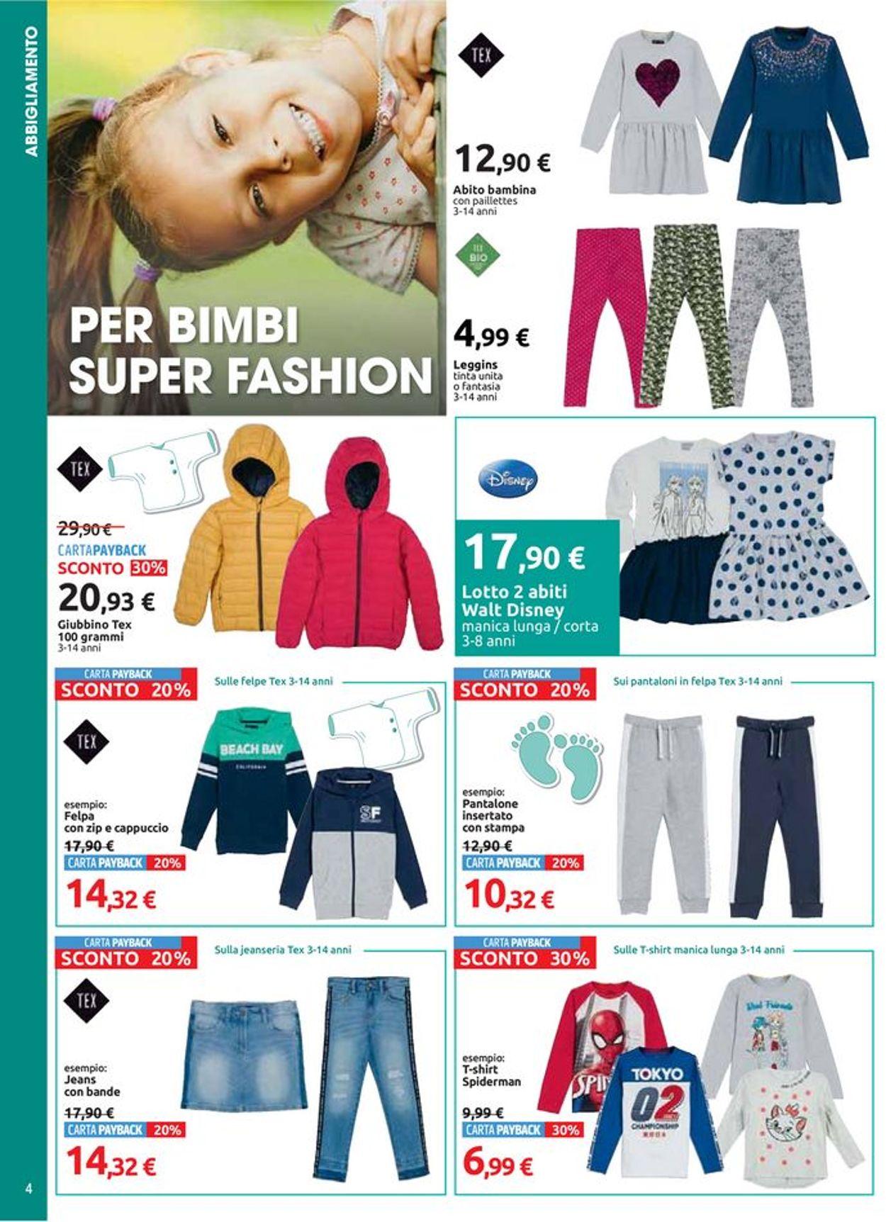 Volantino Carrefour - Offerte 12/03-26/03/2020 (Pagina 4)