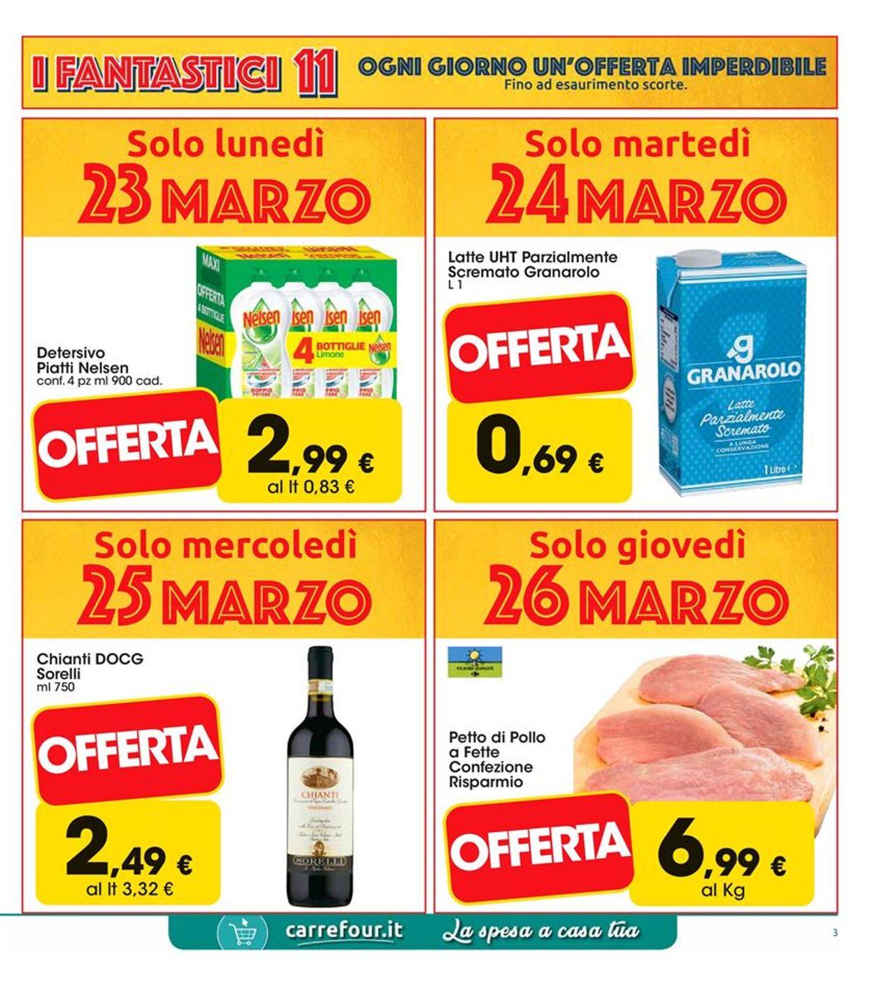 Volantino Carrefour - Offerte 19/03-29/03/2020 (Pagina 3)