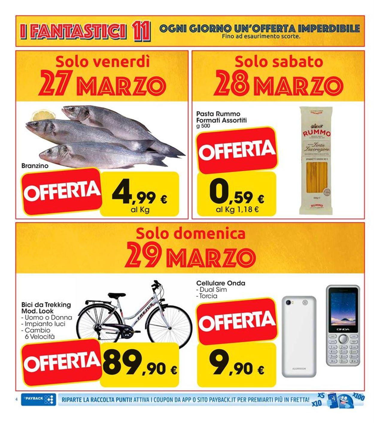 Volantino Carrefour - Offerte 19/03-29/03/2020 (Pagina 4)