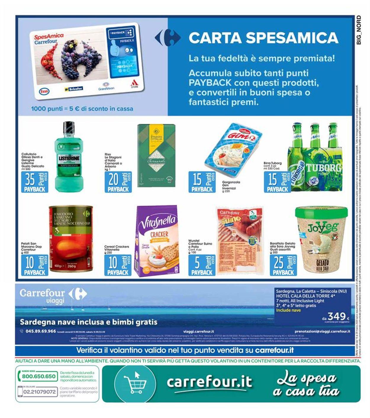 Volantino Carrefour - Offerte 19/03-29/03/2020 (Pagina 24)