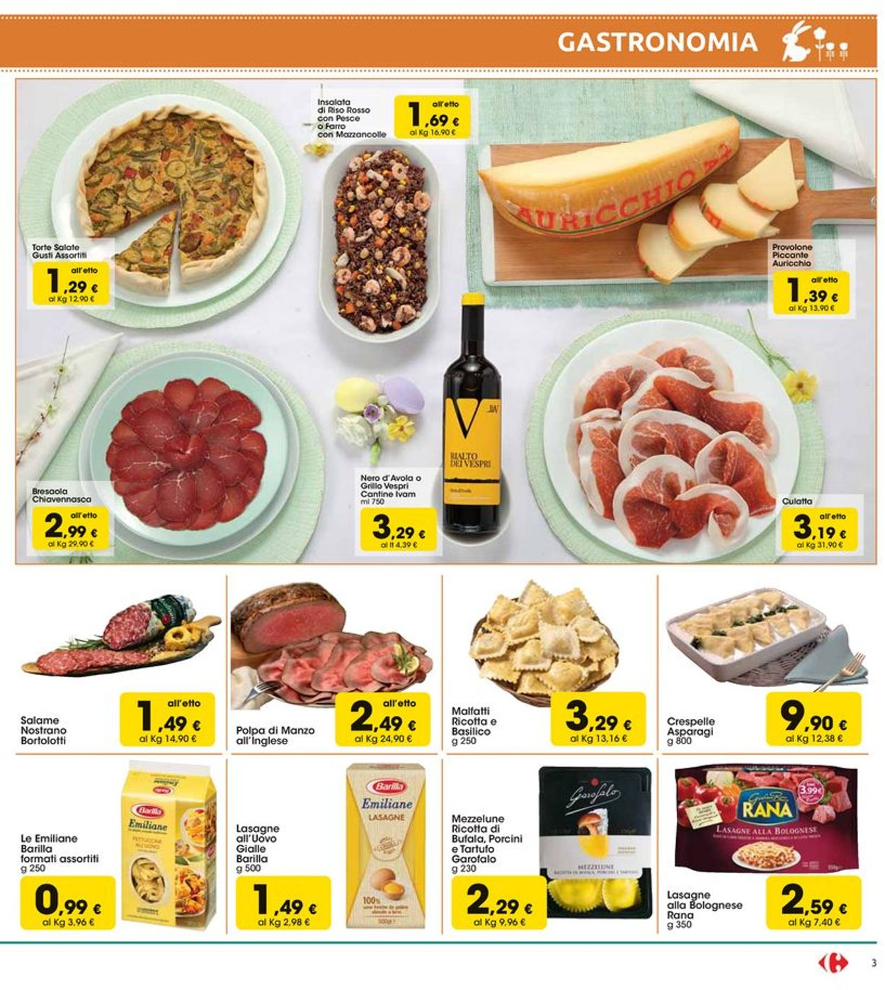 Volantino Carrefour - Offerte 30/03-13/04/2020 (Pagina 3)