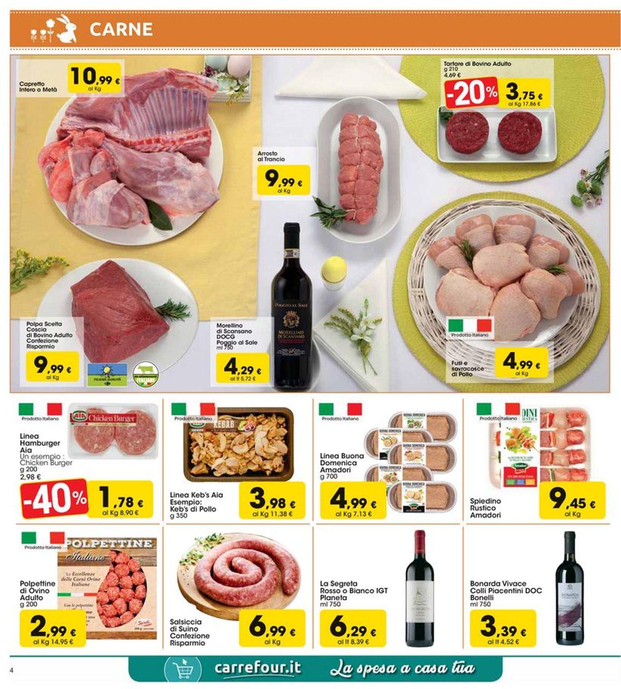 Volantino Carrefour - Offerte 30/03-13/04/2020 (Pagina 4)