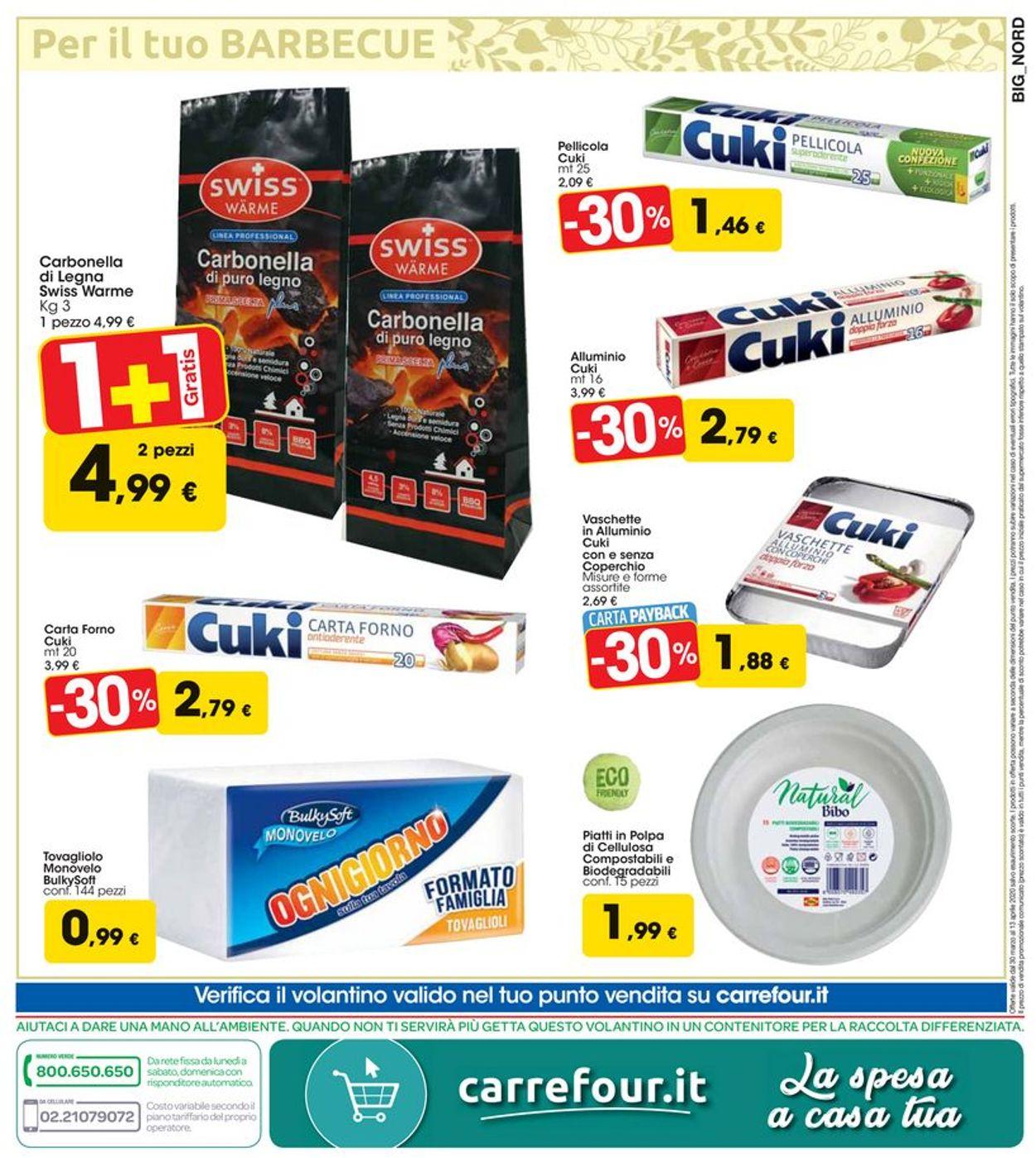 Volantino Carrefour - Offerte 30/03-13/04/2020 (Pagina 24)