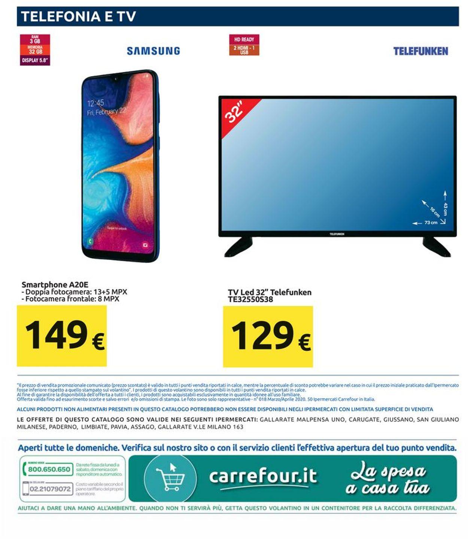 Volantino Carrefour - Offerte 30/03-13/04/2020 (Pagina 28)